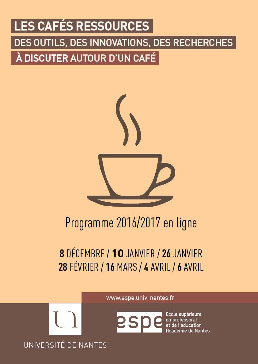 affiche 2016-2017 cafés ressources