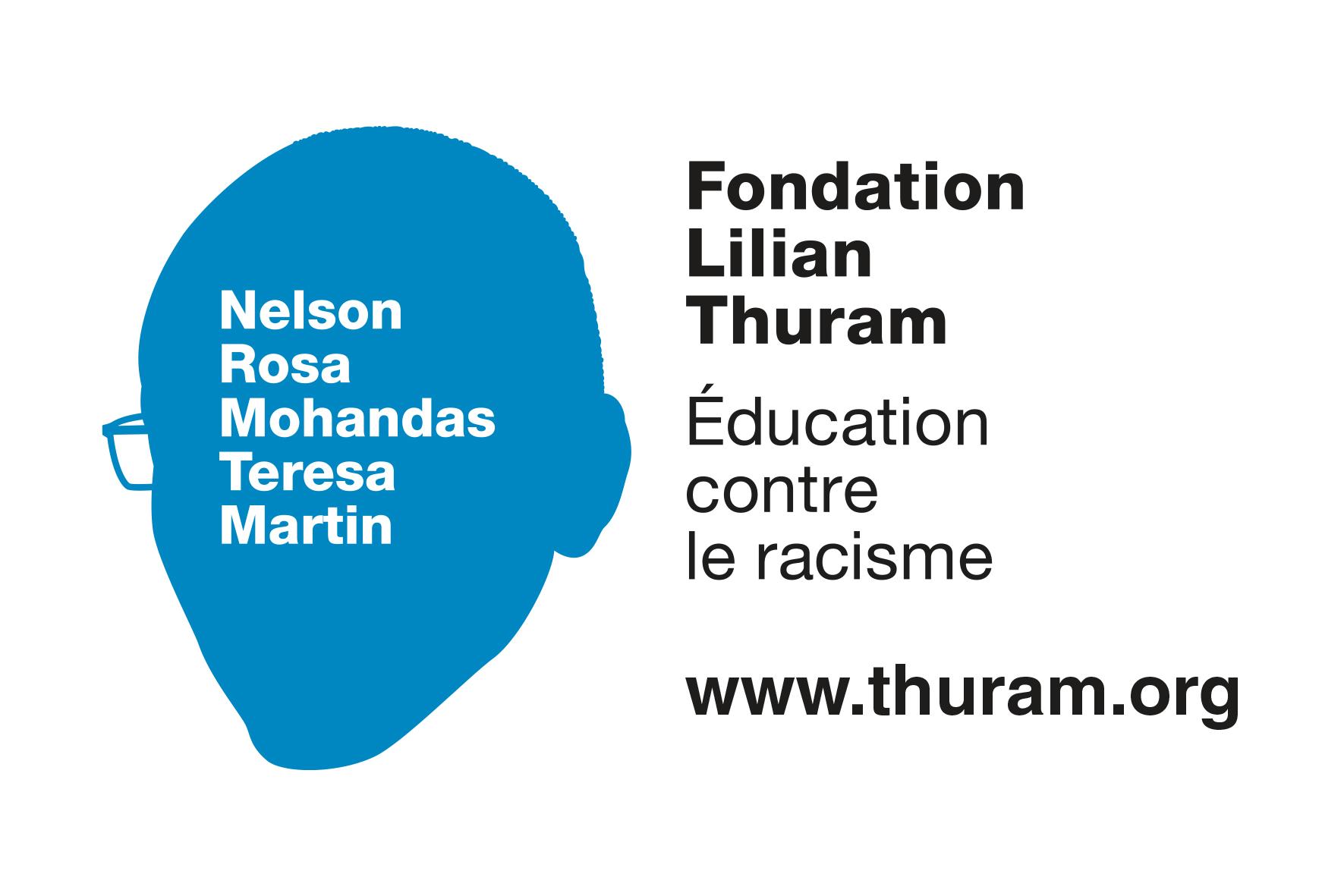 Fondation Lilian thuram logo