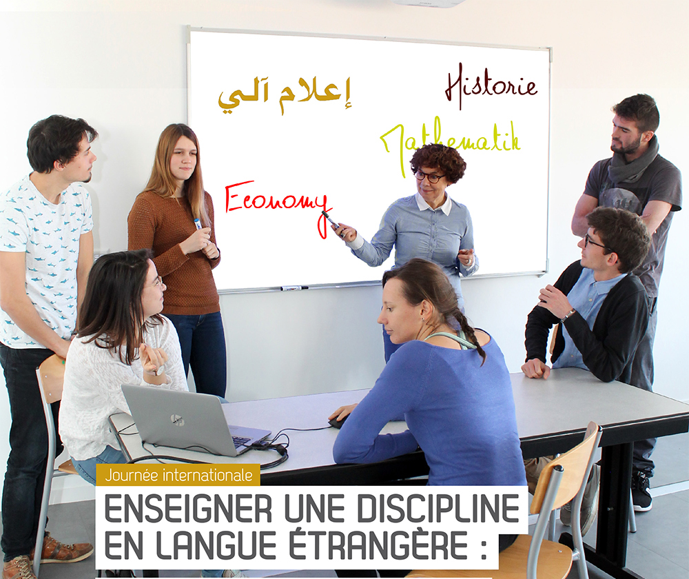Journée internationale de l'ESPE